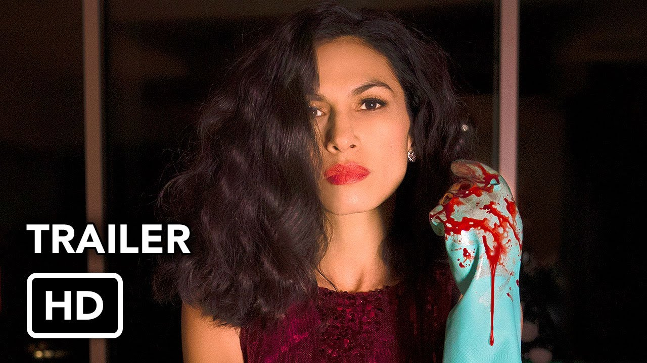 Download The Cleaning Lady (FOX) Trailer HD - Elodie Yung series