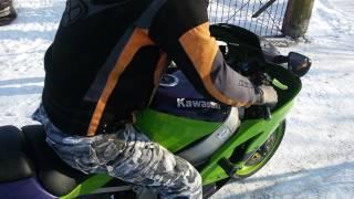 Kawasaki + sneg thumbnail