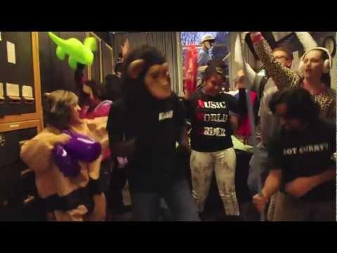Harlem Shake (KSJS On-Air Studio Edition)