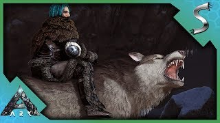 WE CAN TAME THEM? LV300+ DIREWOLF TAMING EXPLOIT! - Ark: Extinction [DLC Gameplay E13]