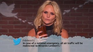 Country Stars Read HILARIOUS Mean Tweets On Kimmel