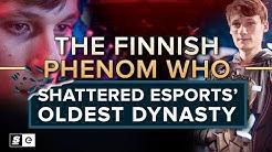 Serral: The Finnish Phenom who Shattered Esports' Oldest Dynasty