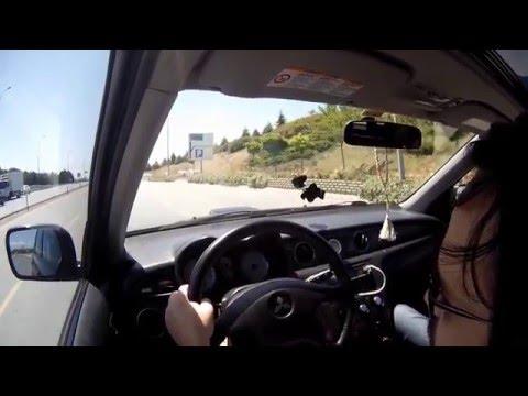 Test || Türkiye'de ilk ve tek 2006 Mitsubishi Outlander 2.0 mt Turbo - #7
