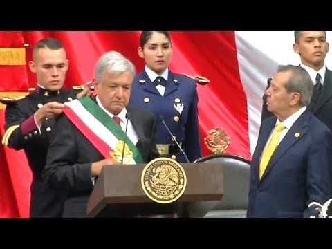 """AMLO Stands Alone in the Hemisphere"": Mexico's President Takes Office with Ambitious Leftist Agenda"
