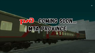 РЖД coming soon... | MTA Province