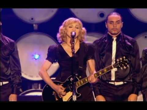 Madonna - Ray Of Light (Live from Wembley Stadium,United Kington) [Live Earth]