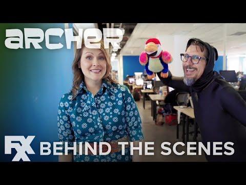Archer  Inside Season 9: Making Archer Part One  FXX