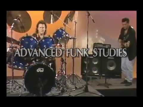 Drums - Trailer - Rick Latham: Advanced Funk Studies