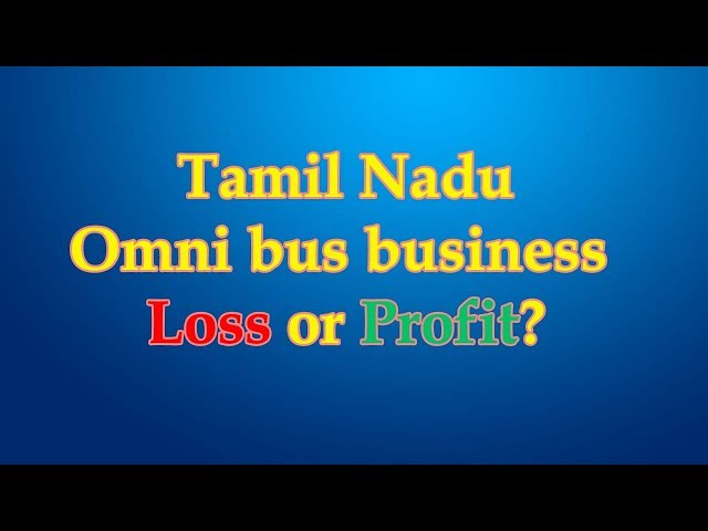 tamilnadu omni buses