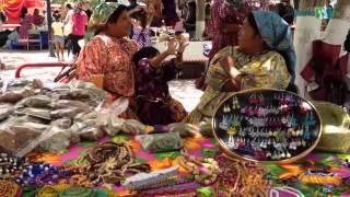 Artesanías de la comunidad tarahumara