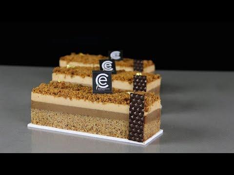 Pastel de Avellana 100% - Hazelnut Cake 100%