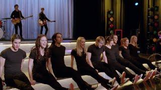 GLEE - Footloose (Full Performance) HD