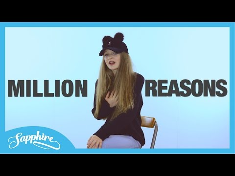 Клип Sapphire - Million Reasons