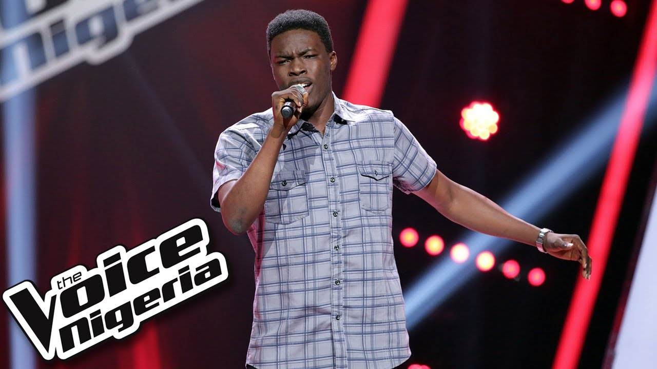 Download Afolayan Alabi sings 'I will make love to you' / Blind Auditions / The Voice Nigeria Season 2