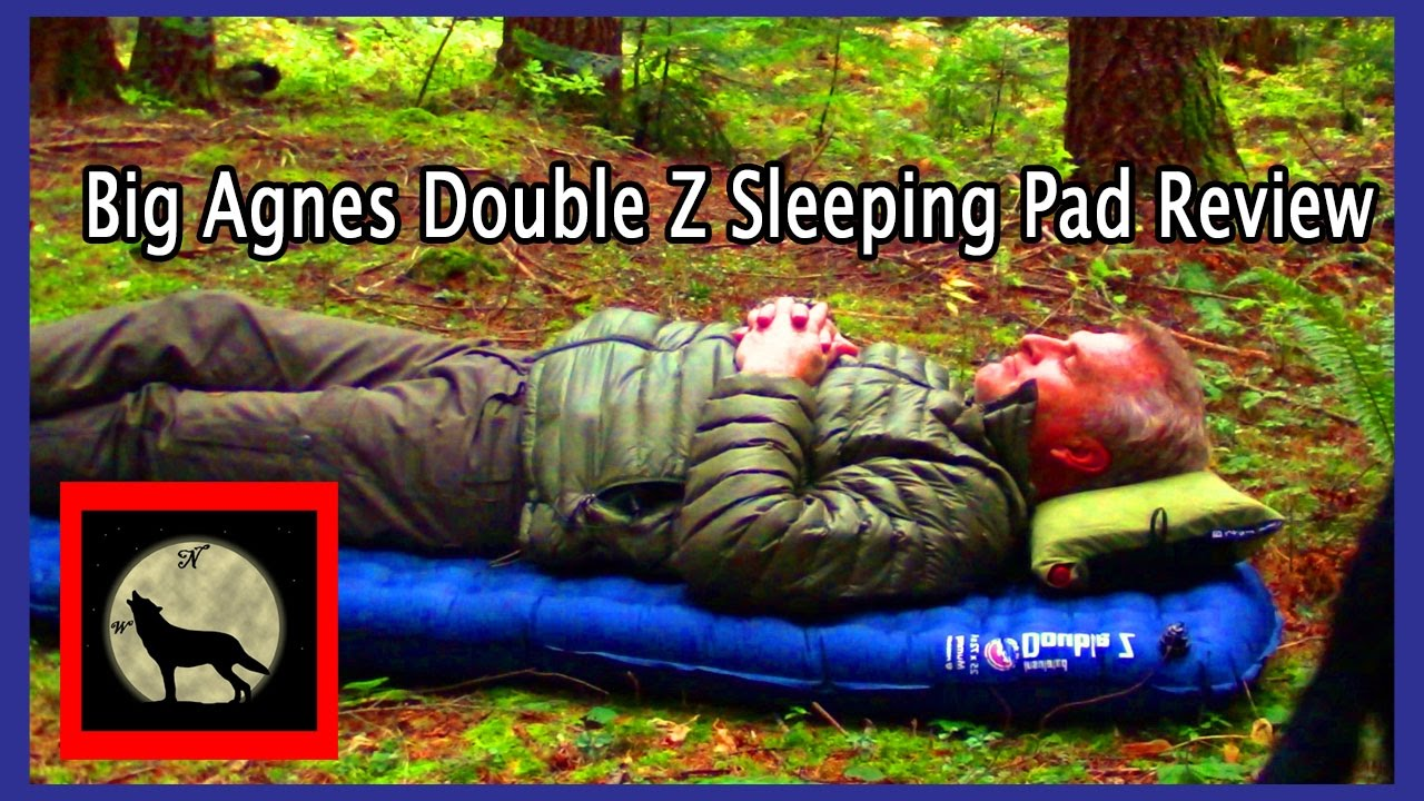 74d95f71748 Big Agnes Double Z Sleeping Pad Review - YouTube