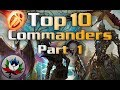 MTG - Top 10 Best Commanders You Haven't Played Yet – Part 1!