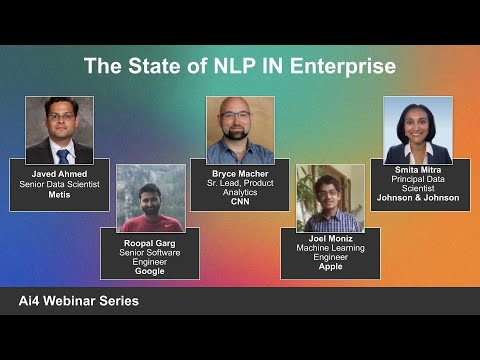 The State of NLP in Enterprise
