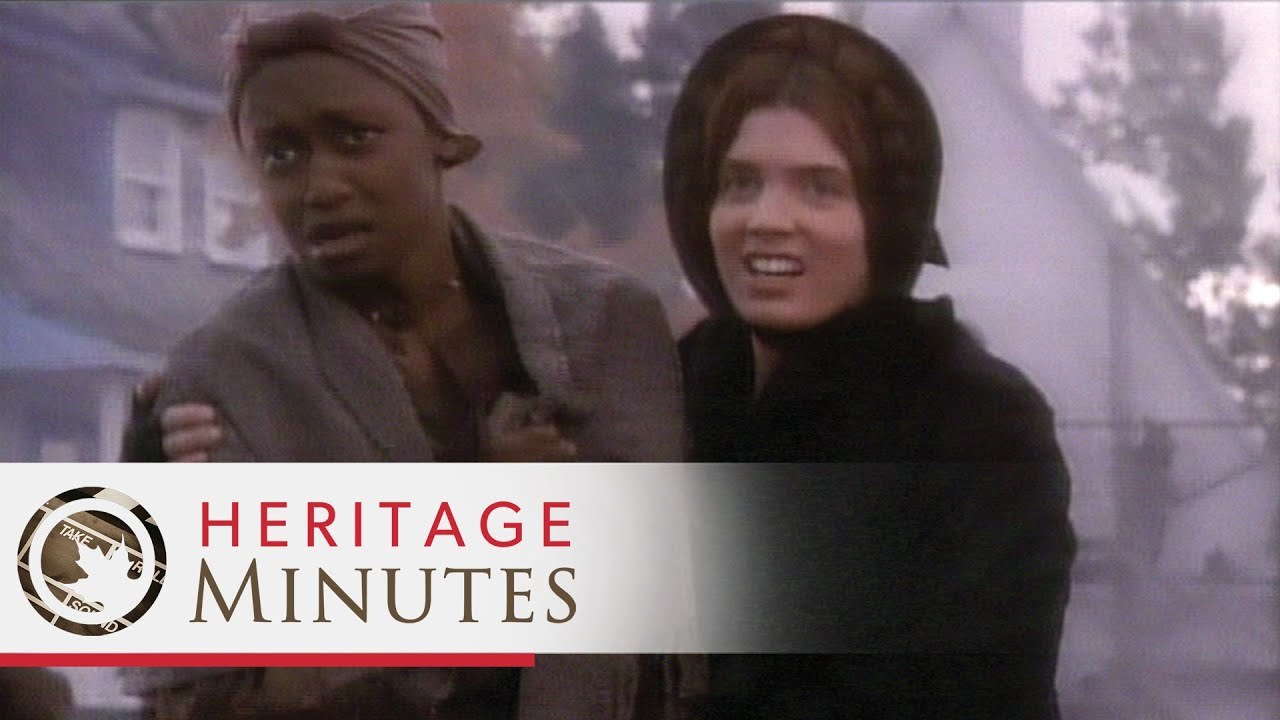 Heritage Minutes: Underground Railroad