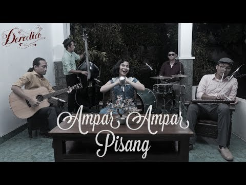 #LIVEATKLAUS | Deredia - Ampar Ampar Pisang