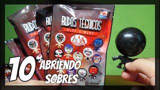 10 Figuras de la AAA Gamesa Rudos y tecnicos | C-de Colecciones