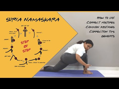 surya-namaskar-(sun-salutation)-explained---how-to-do?-|-benefits-|-corrections-|-jesal-joy