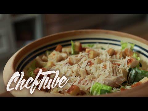 comment-faire-une-salade-cesar---recette-dans-la-description