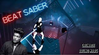 Beat Saber - Grenade (custom song) - Bruno Mars