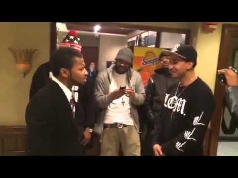 Loaded Lux Vs Hollow Da Don PARODY ( BY @itis_Melly )
