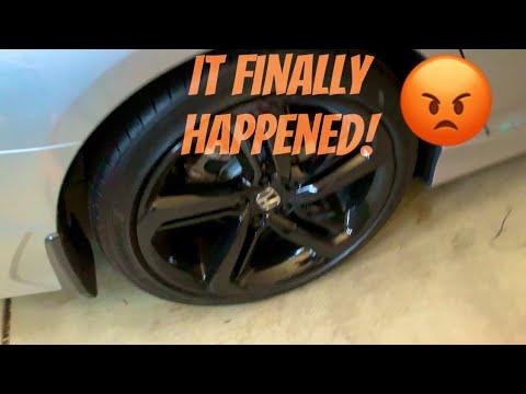 It finally happened to my 2018 Honda Accord😡