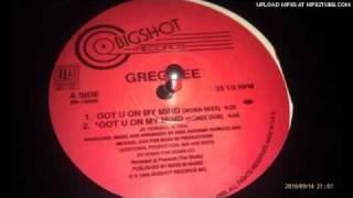 Greg Lee - Got U On My Mind (Komix dub)