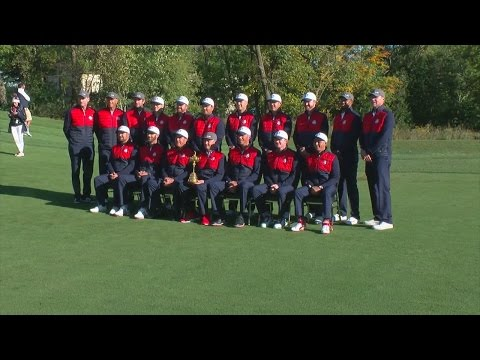 Tiger Woods Travels To Ryder Cup