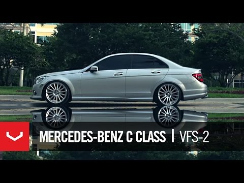 "Mercedes-Benz C Class (W204) | ""Silver Bagged Sedan"" 