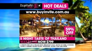 Buyinvite Travel Deal: Thailand & Cambodia Thumbnail