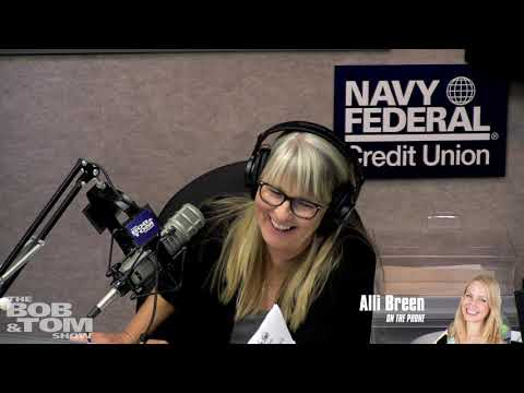 The BOB & TOM Show - Jeff Bodart Tries to Impress Alli Breen