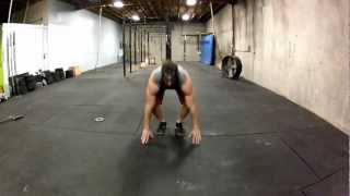 Burpee - How To Demonstration