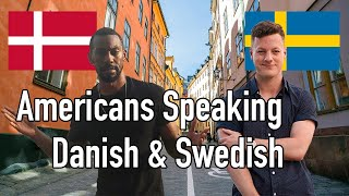 Two Americans Discussing Experiences In Sweden & Denmark