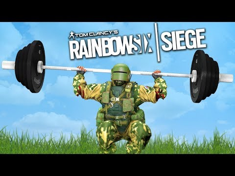 TOP 100 FUNNIEST FAILS IN RAINBOW SIX SIEGE