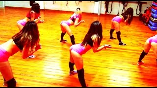 Bring it back - Travis Porter  BOOTY DANCE / TWERK choreography by Emiliano Ferrari Villalobo  (HD)