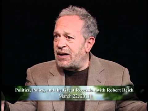 Conversations With History: Robert Reich