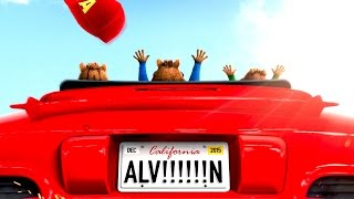 alvin and the chipmunks 4 the road chip trailer 2015
