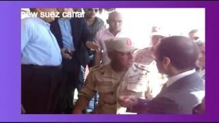 أرشيف قناة السويس الجديدة زيارة المصرية للاتصالات برئاسة محمد النواوى  سبتمبر2014