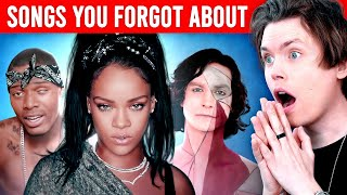 Songs You Totally Forgot About!