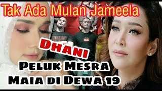 Tak Ada Mulan Jameela,Ahnad Dhani P3luk m3sra Maia Estianty di Dewa 19
