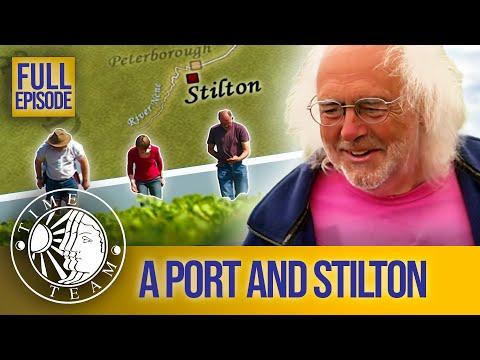 A Port and Stilton (Stilton, Cambridgeshire) | S14E06 | Time Team