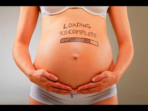 Как растет живот беременной женщины. Беременность по неделям фото живота
