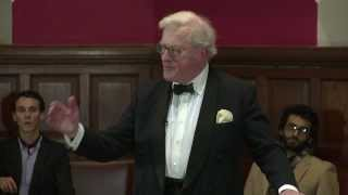 Thatcher was good for Britain | Lord King | Oxford Union