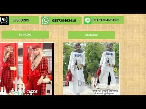 085729462419, Baju Hijab Untuk Orang Gemuk, Baju Hijab Untuk Ke Pantai, Juragan Sandang