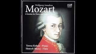 W.A. Mozart Sonata C Dur / C Major  KV-14