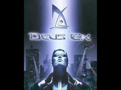 Deus Ex - Main Theme (Live orchestral version)