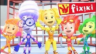 FIXIKI - Echipa (Ep.45) Desene animate n romn pentru copii